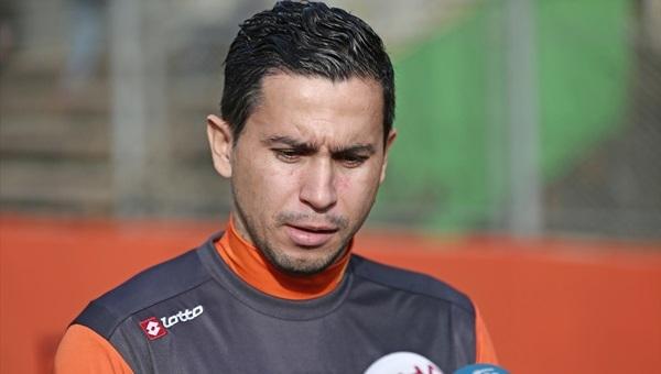 Reynaldo: 'Adanaspor taraftarı inanılmaz'