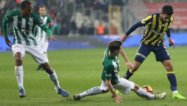 Rıdvan Dilmen Bursaspor - Fenerbahçe maçında faturayı kesti