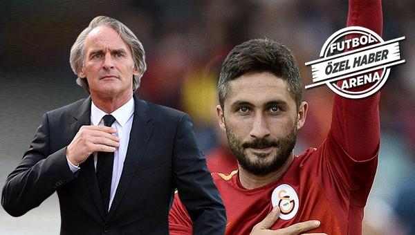 Riekerink, Sabri Sarıoğlu'nu istemedi ama...