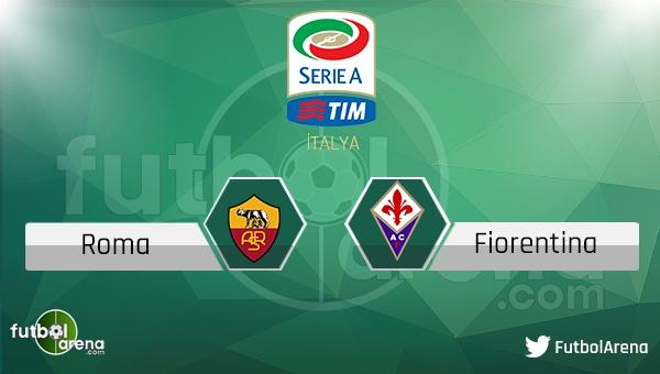 Roma - Fiorentina maçı saat kaçta, hangi kanalda?
