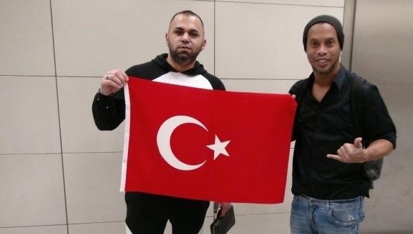 Ronaldinho'dan Beşiktaş itirafı