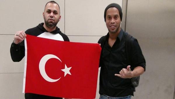 Ronaldinho'dan Türkiye itirafı!