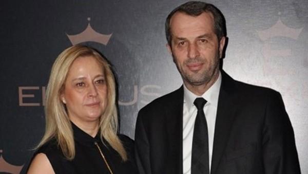 Saffet Sancaklı'nın eşi Hülya Sancaklı hayatını kaybetti