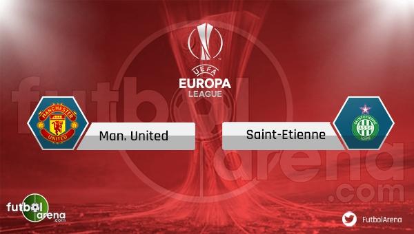 Saint-Etienne Manchester United saat kaçta, hangi kanalda? (Saint-Etienne Manchester United uydu kanalları)