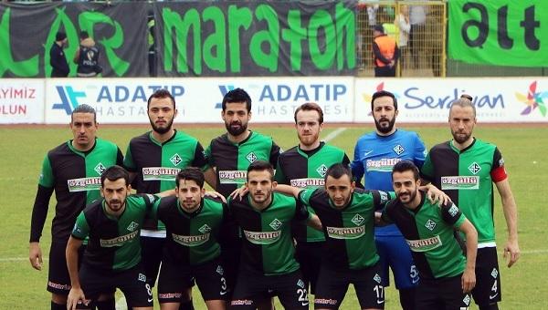 Sakaryaspor 4-0 Elaziz Belediyespor maç özeti ve golleri
