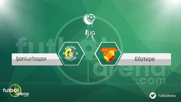 Şanlıurfaspor - Göztepe maçı ne zaman, saat kaçta? (Şanlıurfa Göztepe canlı izle)