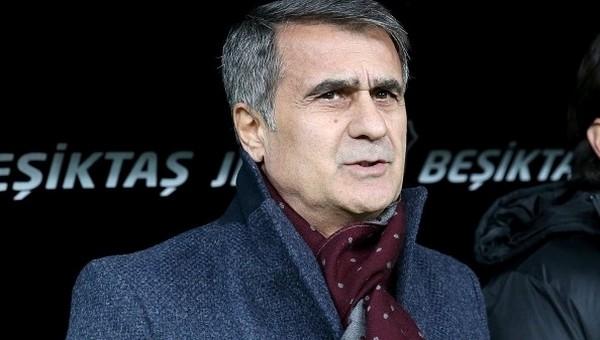 Şenol Güneş'in, Beşiktaş'ta Avrupa karnesi