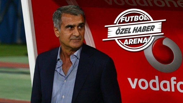 Beşiktaş Teknik Direktörü Şenol Güneş'ten Akhisar maçı öncesi rotasyon kararı ve ilk 11 tercihleri