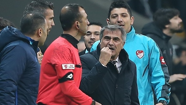 Şenol Güneş'ten Fenerbahçe maçı sonrası çok sert sözler! Rakibi tebrik etmek doğru değil