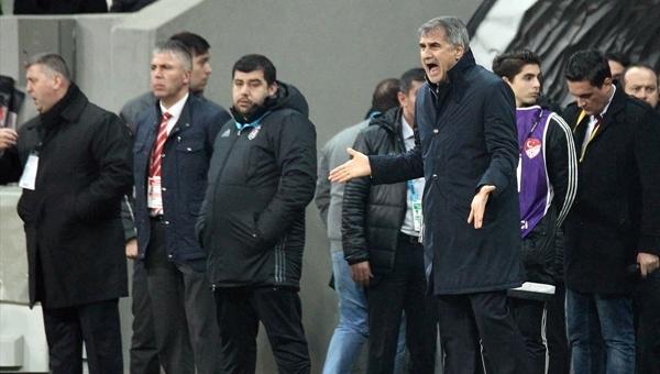 Şenol Güneş'ten Fenerbahçe'ye şike göndermesi