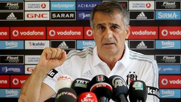 Şenol Güneş'ten Galatasaray derbisi açıklaması