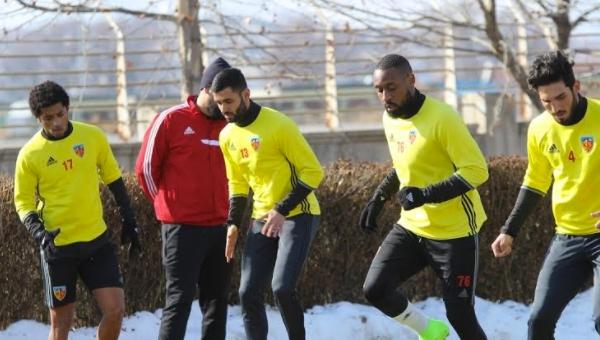 Sergen Yalçın, Galatasaray'a bileniyor