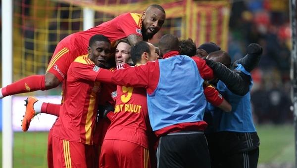 Kayserispor 2 - 0 Bursaspor maçı özeti ve golleri