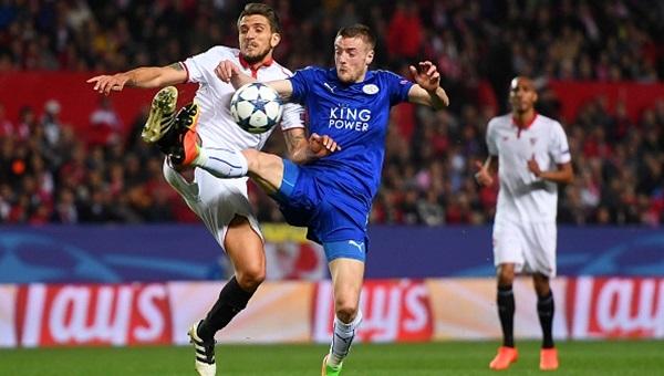 Sevilla 2 - 1 Leicester City maçı özeti ve golleri