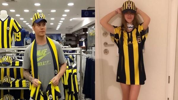 Sinan Akçıl'ın sevgilisi Otilia, Fenerbahçeli oldu - Futbol Magazin Haberleri