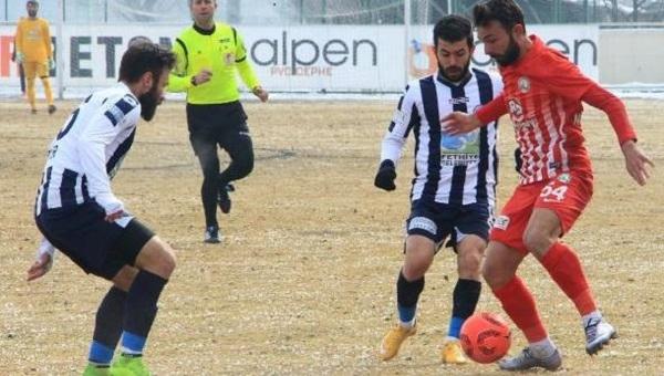 Sivas Belediye - Bucaspor maçı CANLI TV izle