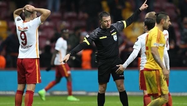 Sneijder'siz Galatasaray şut bile atamadı