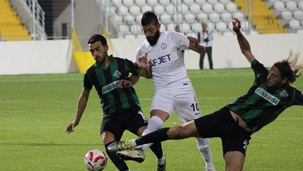 Sultanbeyli Belediyespor 1-3 Sakaryaspor maç özeti ve golleri