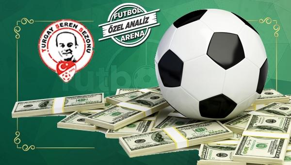 Süper Lig'de para başarı getirmiyor
