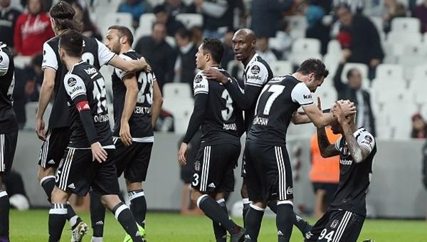 Süper Lig'in en golcü takımı Beşiktaş