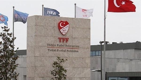 TFF'de ilk istifa geldi!