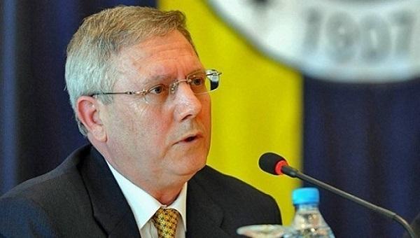 TFF'den Fenerbahçe Başkanı Aziz Yıldırım ile ilgili flaş karar