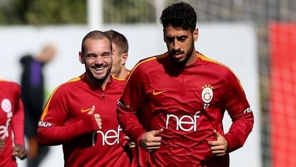 Galatasaray'da Tolga Ciğerci için özel maç