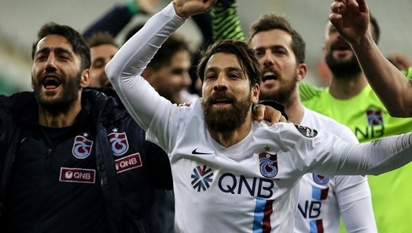 Trabzonspor, 2017'de kaybetmeyen tek takım