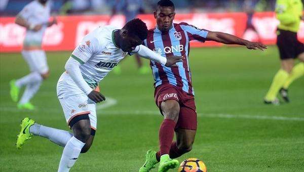 Trabzonspor - Alanyaspor maç özeti