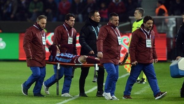 Trabzonspor'dan Durica'nın sakatlığıyla ilgili açıklama