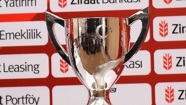 Ziraat Türkiye Kupası'nda seri başı ekipler belli oldu