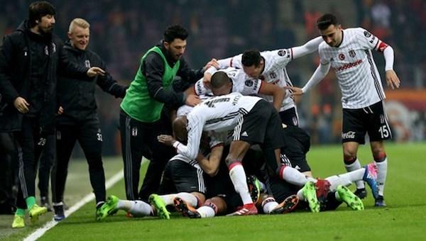 UEFA: ''Beşiktaş, Galatasaray'ı 1-0 yendi. Avrupa Ligi'ni kazanabilirler mi?''