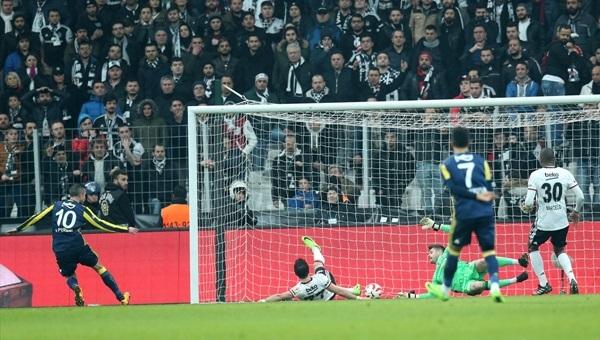 Beşiktaş Vodafone Arena'da ilk kez yenildi