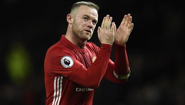 Wayne Rooney Çin'e gitmeye hazır