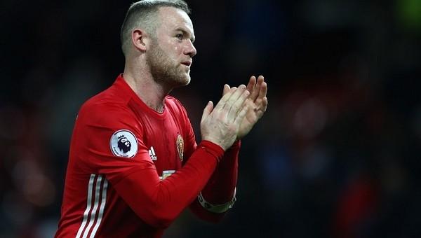 Wayne Rooney için Çin transfer iddiası