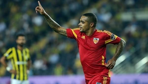 Welliton, Fenerbahçe maçında oynayabilecek mi? - Kayserispor Haberleri
