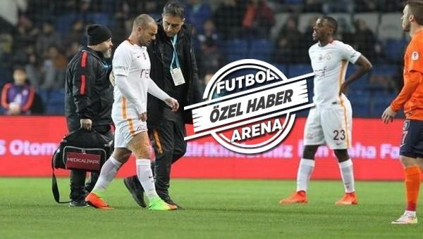 Wesley Sneijder için son kararı Igor Tudor verecek