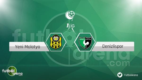 Yeni Malatyaspor - Denizli maçı ne zaman, saat kaçta? (Malatya Denizli maçı)