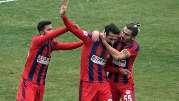 Zonguldak Kömürspor, Amedspor karşısında mucizeyi başardı