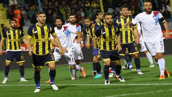 1461 Trabzon - Ankaragücü maç özeti ve golü