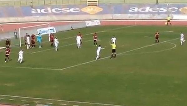 2. Lig'de skandal! Kornere çıkan topa gol kararı verildi