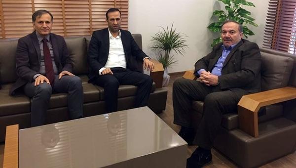 Adil Gevrek'ten MHK Başkanı Yusuf Namoğlu'na hakem ricası