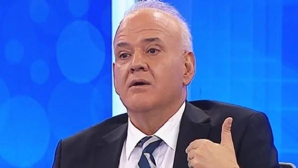 Ahmet Çakar'dan Mehmet Topal'a gönderme