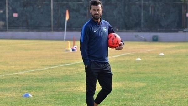 Ali Tandoğan'dan Samsunspor'a gözdağı