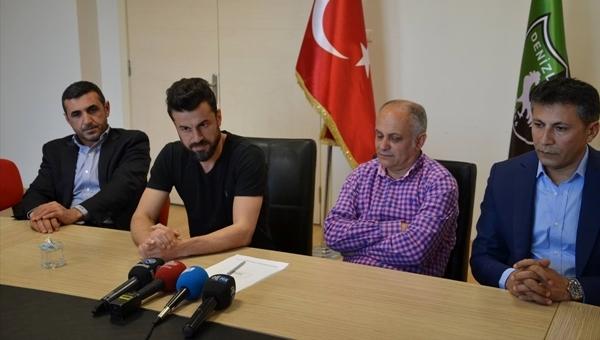 Ali Tandoğan'ın istifası kabul edilmedi - Denizlispor Haberleri