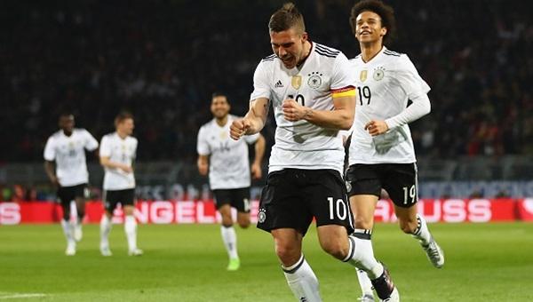 Almanya 1-0 İngiltere maçı özeti ve golü