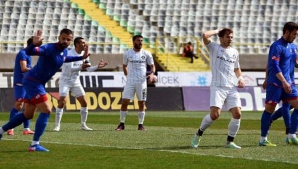 Altay gol oldu yağdı! (Altay - Karacabey Birlikspor maç özeti ve golleri)