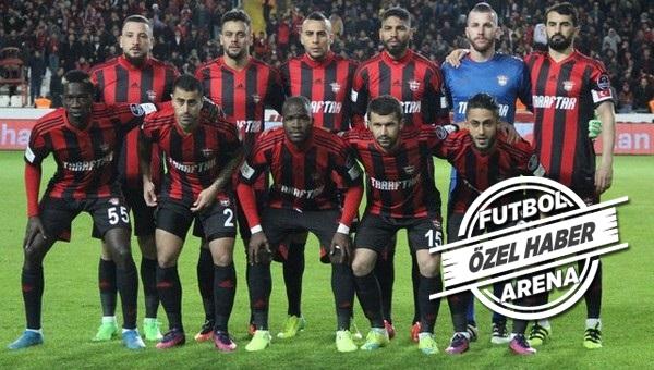 Anadolu'nun lideri Gaziantepspor can çekişiyor