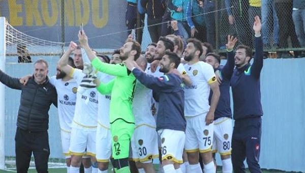Ankaragücü - Menemen Belediye maçı CANLI İZLE
