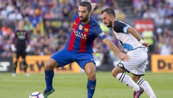 Arda Turan: 'Emre Çolak Barcelona'da oynayabilir'